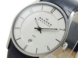 スカーゲン 腕時計