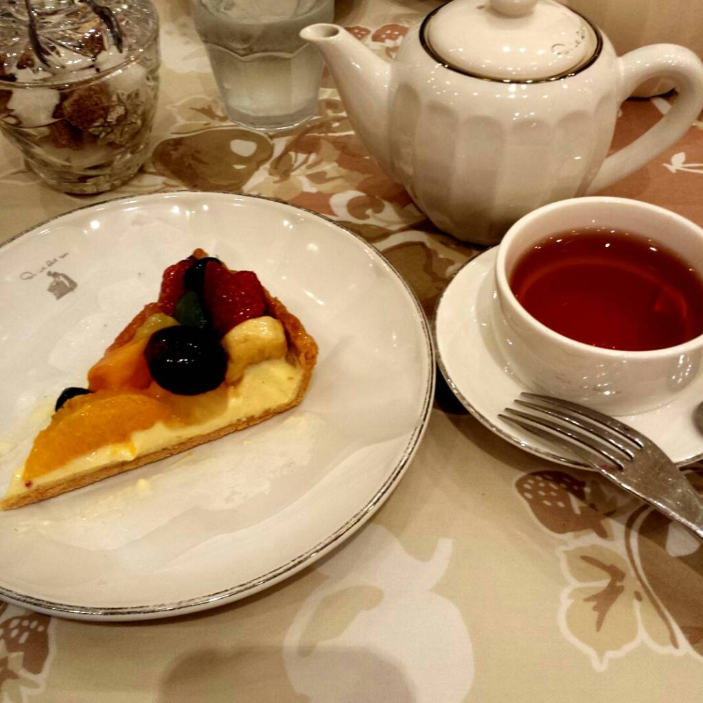 キルフェボン銀座 ケーキ