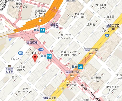 ロイヤルクリスタルカフェ MAP