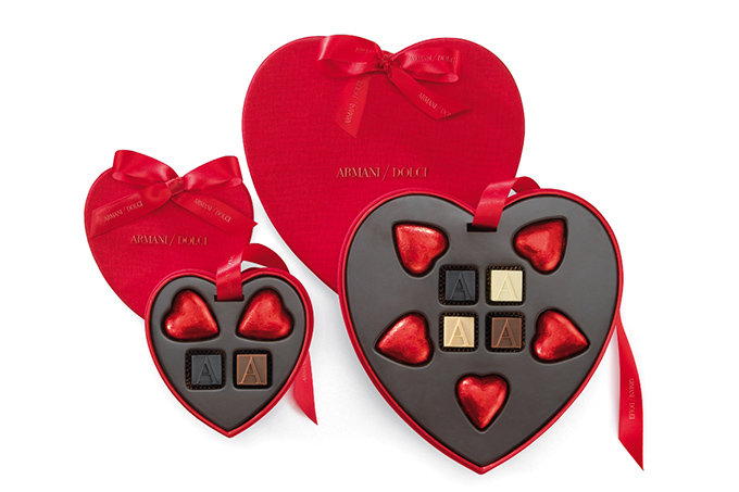 armani_dolci バレンタインチョコレート